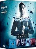 Grimm - Die komplette Serie/ Staffel 1-6 DVD-Box