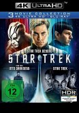 Star Trek - Three Movie Collection (4K Ultra HD + Blu-ray)