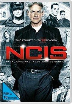 NCIS - Season 14 (6 Discs) - Mark Harmon,Pauley Perrette,Sean Murray