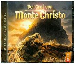 Der Graf von Monte Christo, 1 Audio-CD - Jötten, Lukas; Jürgensen, Dirk