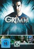 Grimm - Staffel sechs (4 Discs)