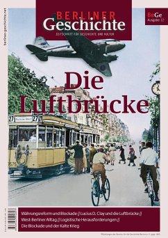 Berliner Geschichte - Zeitschrift für Geschicht...