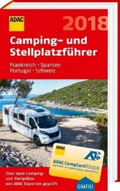 adac camping und stellplatzf hrer frankreich spanien