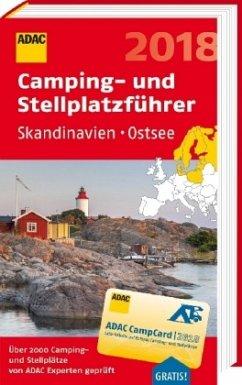 ADAC Camping- und Stellplatzführer Skandinavien...