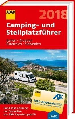 adac camping und stellplatzf hrer italien kroatien. Black Bedroom Furniture Sets. Home Design Ideas