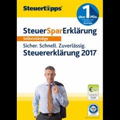 SteuerSparErklärung Selbstständige 2018 (für Steuerjahr 2017) (Download für Windows)