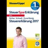 SteuerSparErklärung Plus 2018 (für Steuerjahr 2017) (Download für Windows)
