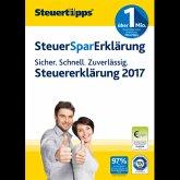 SteuerSparErklärung 2018 (für Steuerjahr 2017) (Download für Windows)