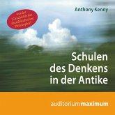 Schulen des Denkens in der Antike (Ungekürzt) (MP3-Download)