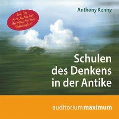 Schulen des Denkens in der Antike (Ungekürzt) (MP3-Download) - Kenny, Anthony