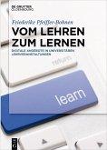 Vom Lehren zum Lernen (eBook, ePUB)