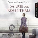 Das Erbe der Rosenthals (Gekürzt) (MP3-Download)