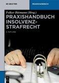 Praxishandbuch Insolvenzstrafrecht (eBook, ePUB)