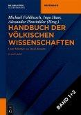 Handbuch der völkischen Wissenschaften (eBook, ePUB)