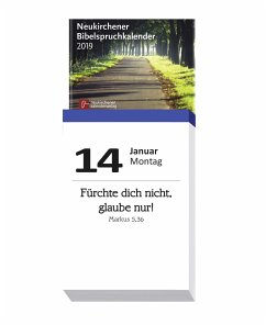 Neukirchener Bibelspruchkalender 2019