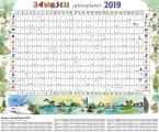 Janosch Jahresplaner 2019
