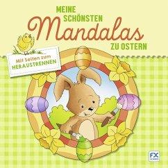 Meine schönsten Mandalas zu Ostern (Mängelexemplar)