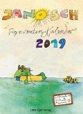 Janoschs Tigerentenkalender 2019