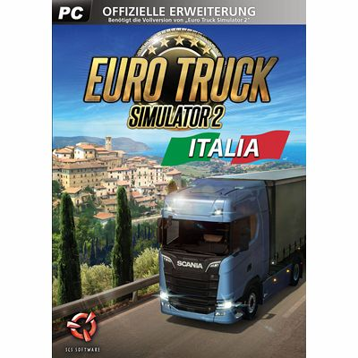 Euro Truck Simulator 2: Italia (Download für Windows)