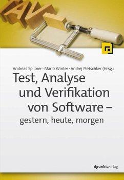 Test, Analyse und Verifikation von Software - gestern, heute, morgen (eBook, PDF)