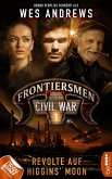 Frontiersmen: Civil War 1 (eBook, ePUB)