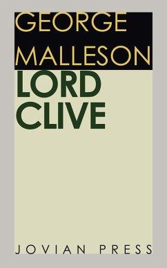 Lord Clive (eBook, ePUB)