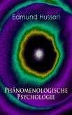 Phänomenologische Psychologie (eBook, ePUB)