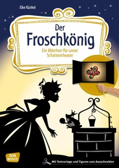 Der Froschkönig - Künkel, Elke; Grimm, Jacob; Grimm, Wilhelm