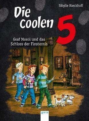 Buch-Reihe Die coolen 5