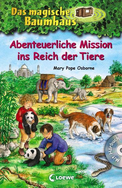 Buch-Reihe Das magische Baumhaus Sammelband