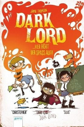 Buch-Reihe Dark Lord von Jamie Thomson