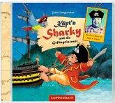 Käpt'n Sharky und die Gefängnisinsel / Käpt'n Sharky Bd.3 (1 Audio-CD)