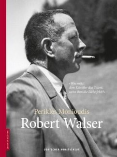 Robert Walser - Monioudis, Perikles