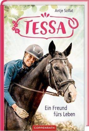 Buch-Reihe Tessa