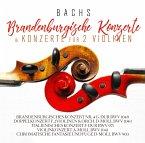 Bachs Brandenburg.Konzerte U.Konzerte F.2 Violin