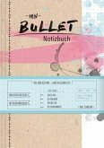 Mein Bullet Notizbuch - Watercolor pink