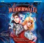 Die Rückkehr der dunklen Magie / Wilderwald Bd.1 (1 Audio-CD)