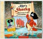 Abenteuer in der Felsenhöhle / Käpt'n Sharky Bd.4 (1 Audio-CD)
