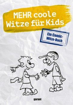 MEHR coole Witze für Kids - Comic