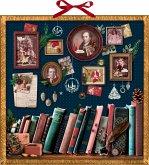 Zettelkalender - Adventspoesie mit deutschen Dichtern