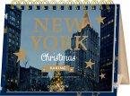 Rahmen-Tischkalender - New York Christmas Baking