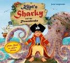 Käpt'n Sharky und der Riesenkrake / Käpt'n Sharky Bd.5 (1 Audio-CD)