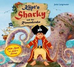 Käpt'n Sharky und der Riesenkrake / Käpt'n Sharky Bd.5 (1 Audio-CD) - Langreuter, Jutta
