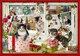Katzen-Weihnacht, Adventskalender