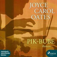 Pik-Bube, 1 MP3-CD - Oates, Joyce Carol