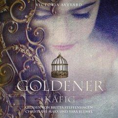 Goldener Käfig / Die Farben des Blutes Bd.3 (MP3-Download) - Aveyard, Victoria