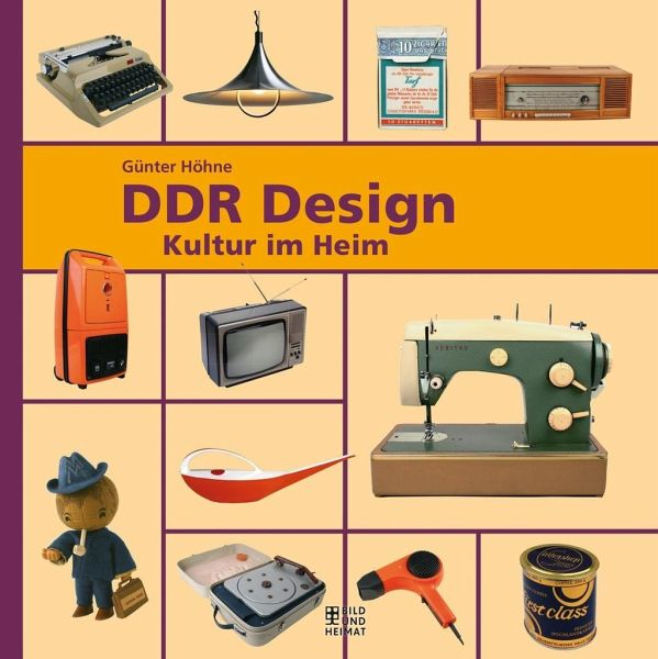 DDR-Design - Höhne, Günter