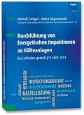 Durchführung von Energetischen Inspektionen an Kälteanlagen