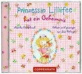 Prinzessin Lillifee hat ein Geheimnis, 1 Audio-CD