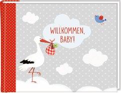 Eintragalbum - BabyGlück - Unser Baby